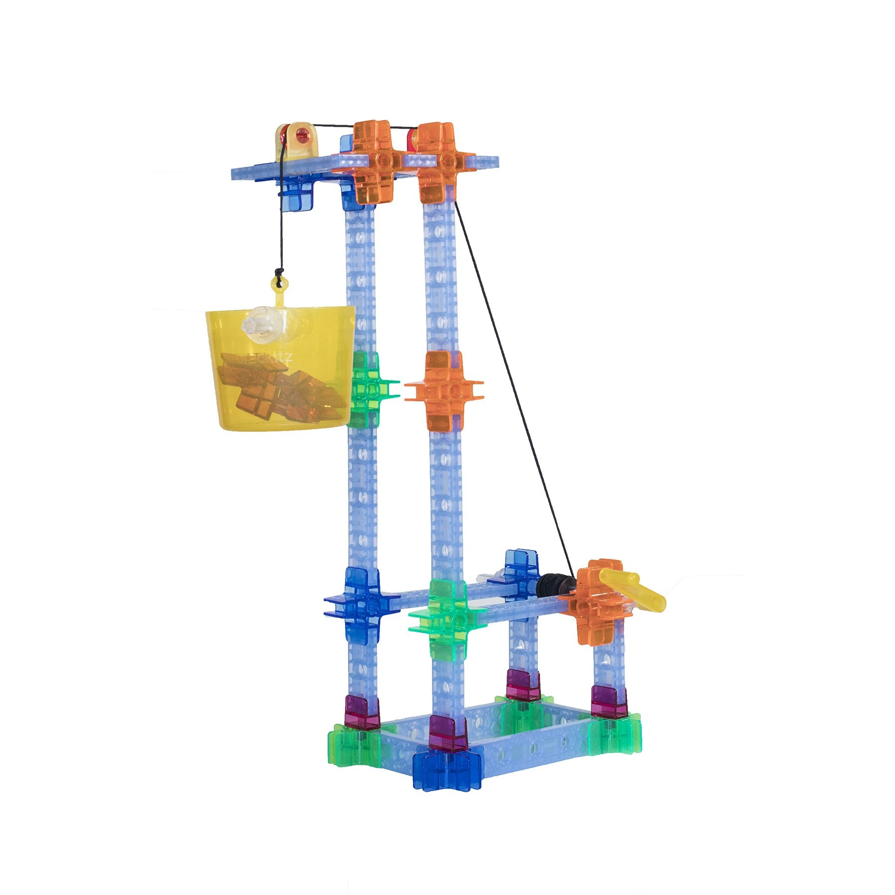Brakitz Pulleys - 77 Piece Set