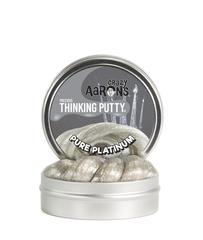 Pure Platinum | Precious Thinking Putty