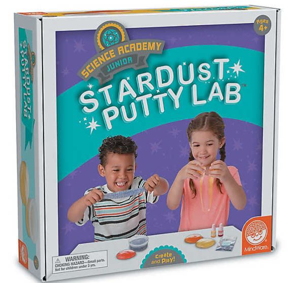 Science Academy Jr: Stardust Putty Lab