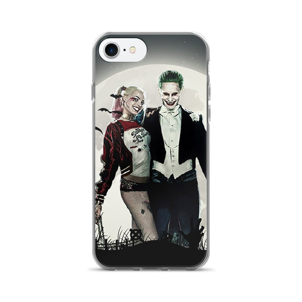 Harley & Joker iPhone 7/7 Plus Case