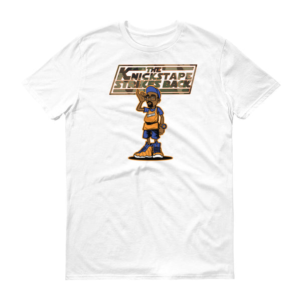 KnicksTape Strikes Back Spike Edition Short sleeve t-shirt
