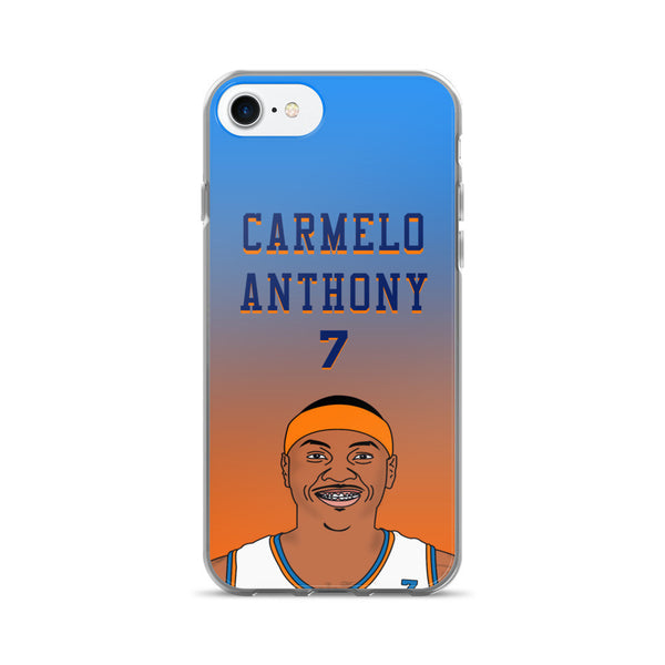 Carmelo Anthony iPhone 7/7 Plus Case