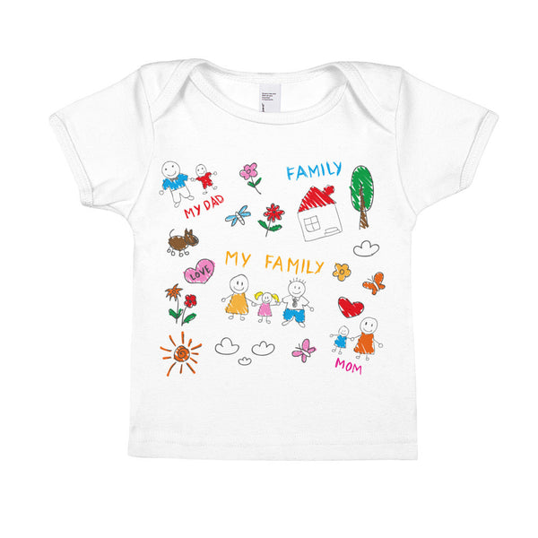 My Family Infant Short-Sleeve Tee