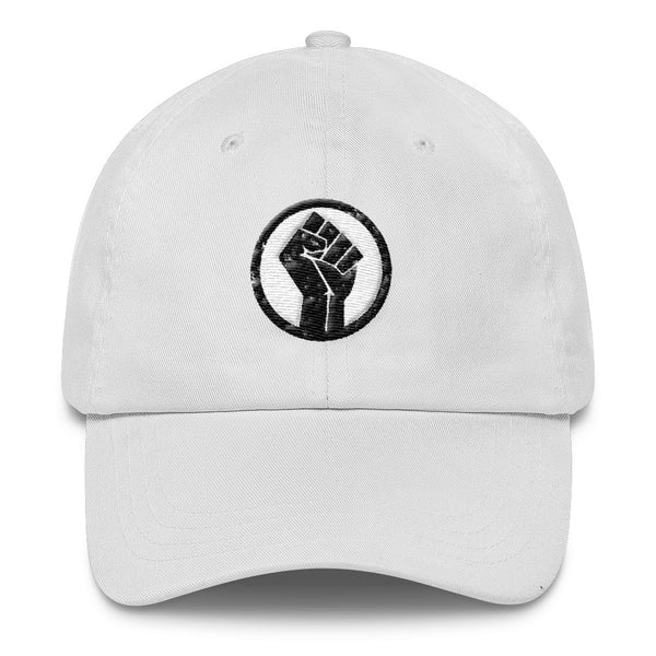 Rebellion Fist Classic Dad Cap