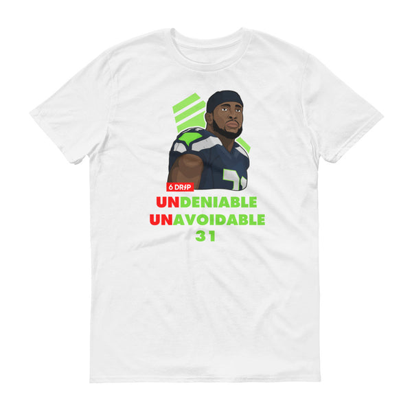 Unavoidable 31 Short sleeve t-shirt