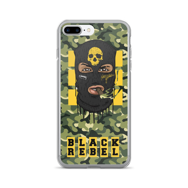 Black Rebel iPhone 7/7 Plus Case