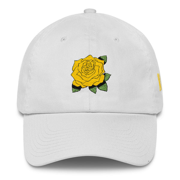 6DRIP Flower Cotton Cap