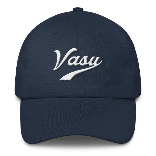 Vasu Originals White® Cap