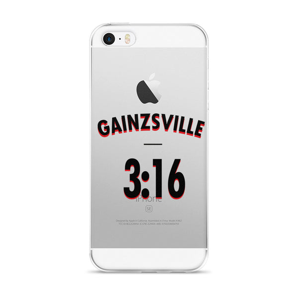 Hallowed Be Thy Gainz iPhone case - 6 Drip