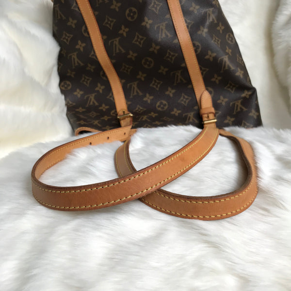 LOUIS VUITTON AUTHENTIC BUCKET LARGE MONOGRAM (FL0041)