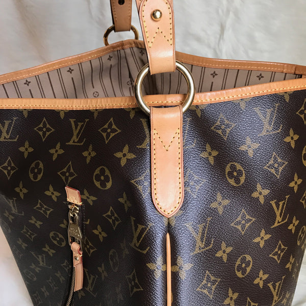 LOUIS VUITTON AUTHENTIC DELIGHTFUL GM MONOGRAM (FL3160)
