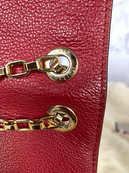 LOUIS VUITTON PALLAS CHAIN MONOGRAM (CA2104)