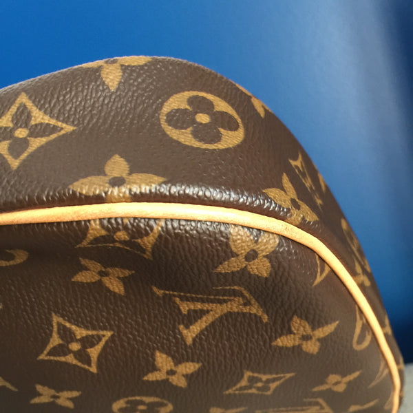LOUIS VUITTON AUTHENTIC ODEON PM MONOGRAM CROSSBODY (CA2130)