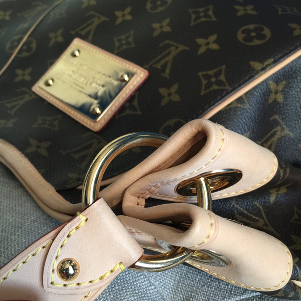 LOUIS VUITTON AUTHENTIC GALLIERA PM MONOGRAM (MI4088)