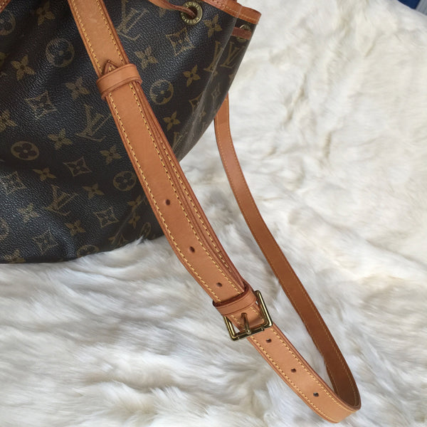 LOUIS VUITTON AUTHENTIC PETIT NOE MONOGRAM (SD0919)