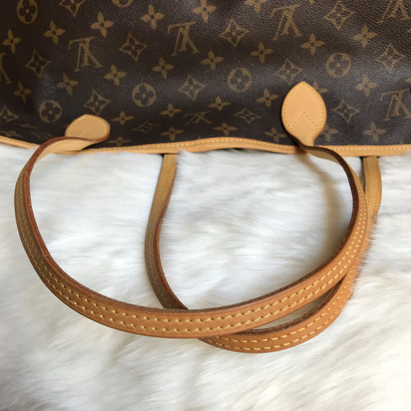 LOUIS VUITTON AUTHENTIC NEVERFULL GM MONOGRAM (TH1037)