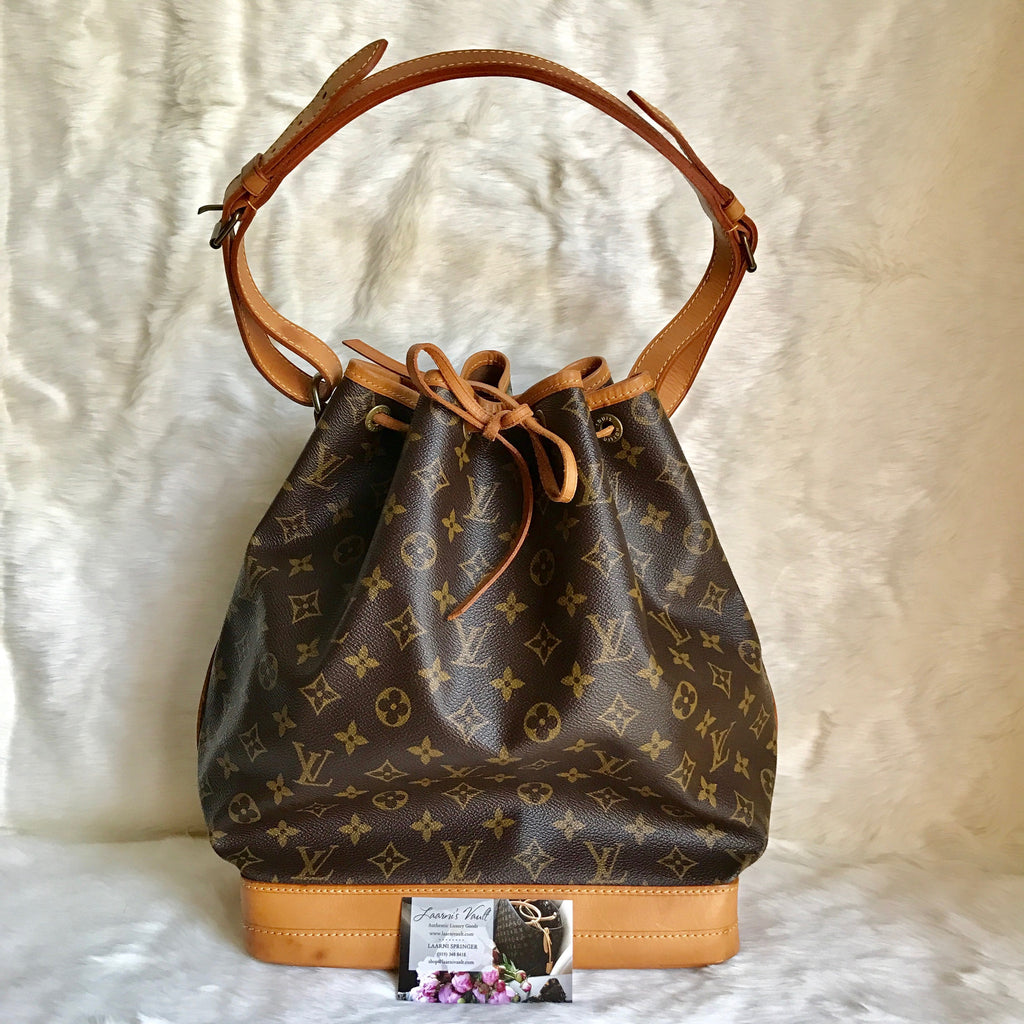 LOUIS VUITTON AUTHENTIC NOE MONOGRAM (AR0930)