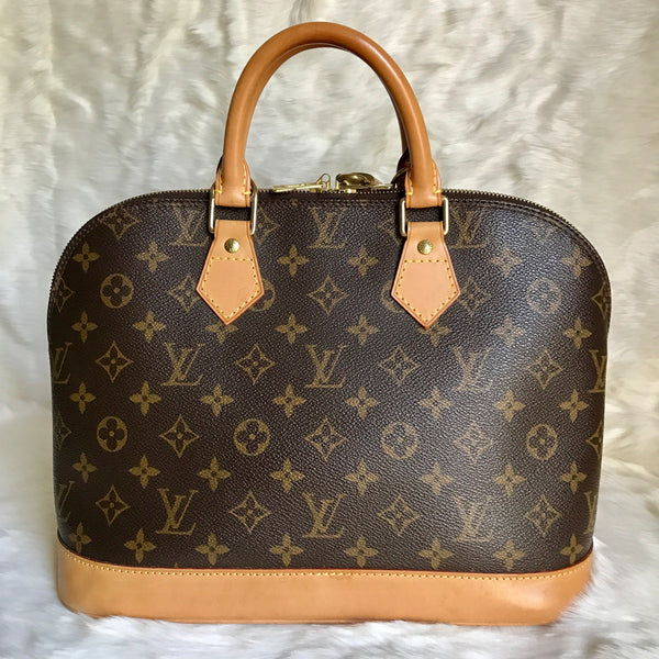 LOUIS VUITTON AUTHENTIC ALMA MONOGRAM (FL1021)