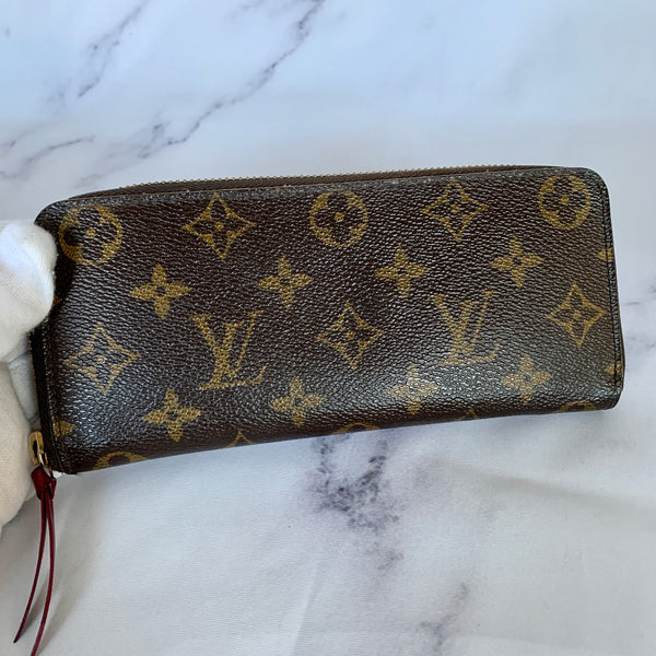 LOUIS VUITTON CLEMENCE WALLET