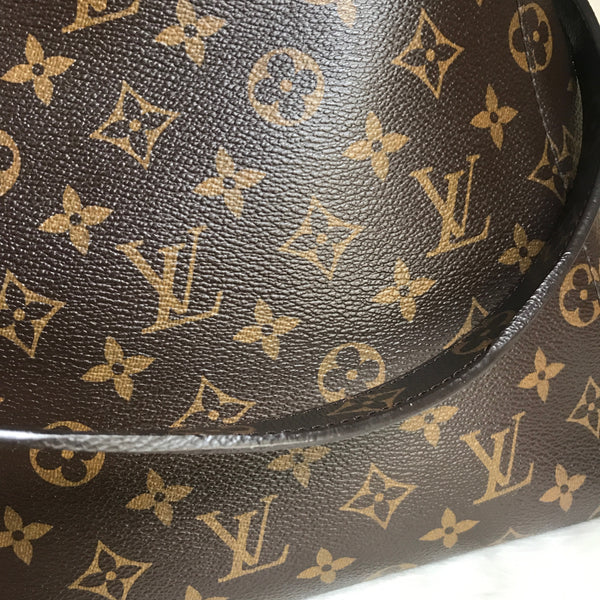 LOUIS VUITTON AUTHENTIC MONTAIGNE GM MONOGRAM (TR2194)