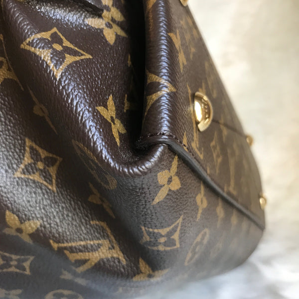 LOUIS VUITTON AUTHENTIC METIS HOBO MONOGRAM (FL4112)