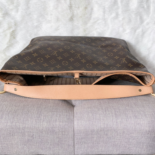 LOUIS VUITTON AUTHENTIC DELIGHTFUL MM MONOGRAM (FL4162)
