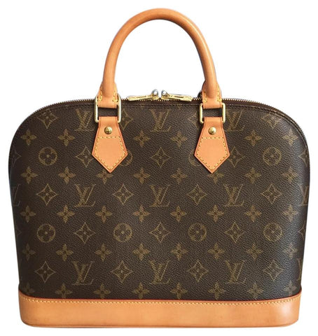 LOUIS VUITTON AUTHENTIC ALMA MONOGRAM (FL1001)