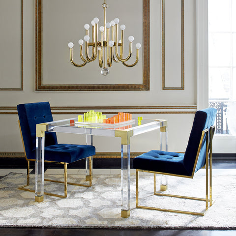 Jonathan Adler Jacques Game Table 21702 - Above The Floor