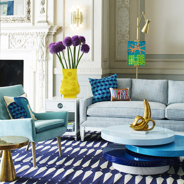 Jonathan Adler Channing End Table 7209 - Above The Floor