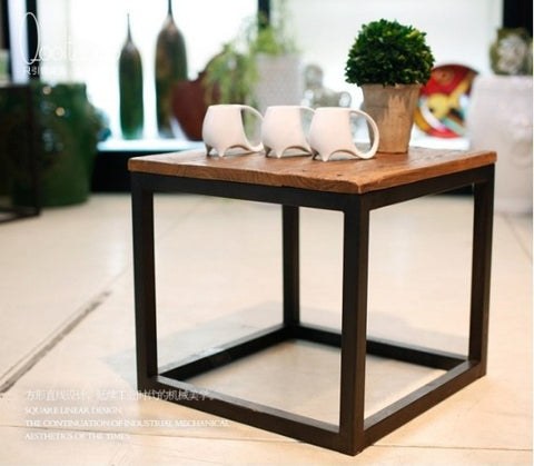 Vintage Retro American coffee table - Above The Floor