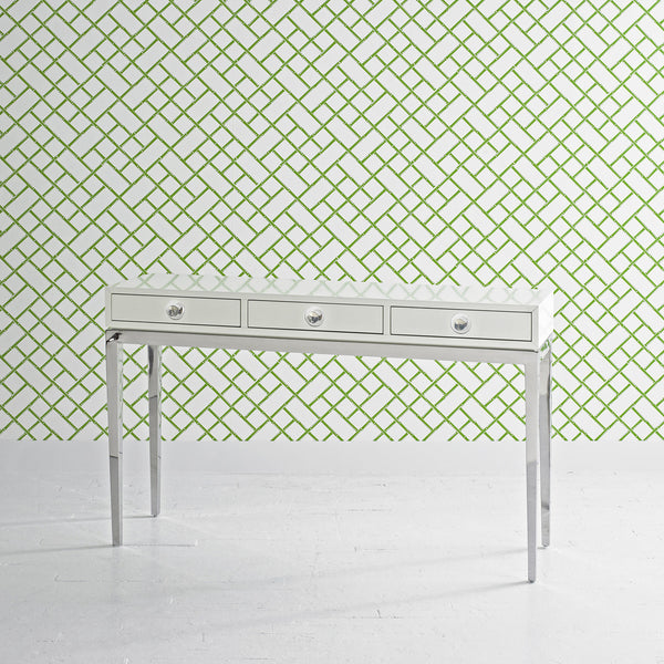 Jonathan Adler Channing 3 Drawer Console 9823
