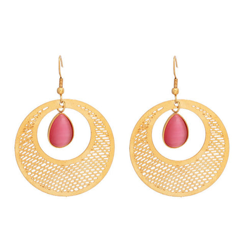 Wholesale Stainless Steel Fashion Earrings