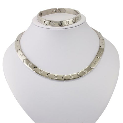 Wholesale Stainless Steel Fashion Jewelry Sets