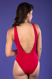 Alya - low back red