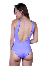 Alya low back - lilac