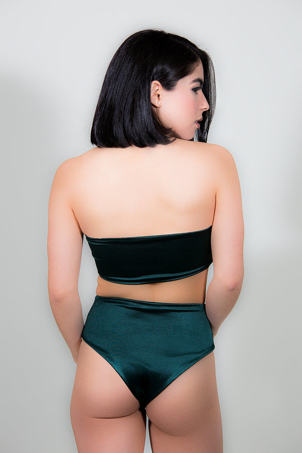 Alula bottom - forest green