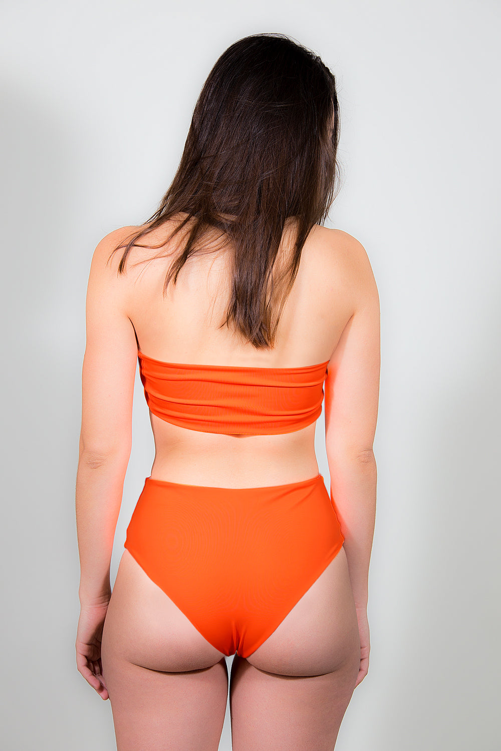 Alula bottom - neon orange