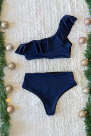 Alula bottom - navy
