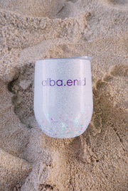 From the beach to the party cup - white