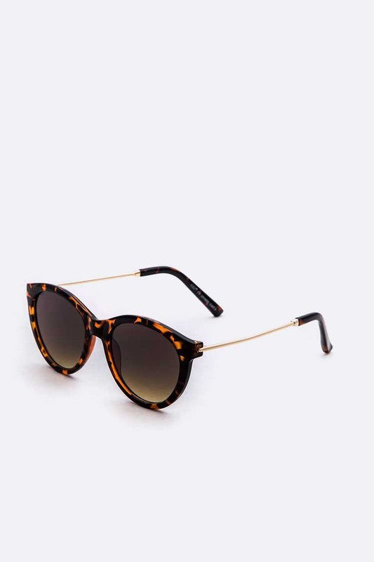 Styled classic sunglasses