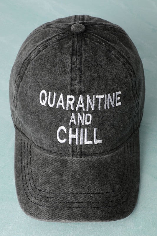 Styled - quarantine & chill black