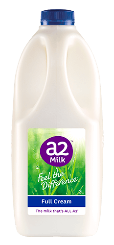 A2 - Full Cream Milk 2 Litres