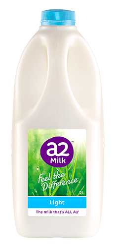 A2 - Light Milk 2 litre
