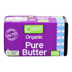 Absolute Organic - Salted Butter 250g