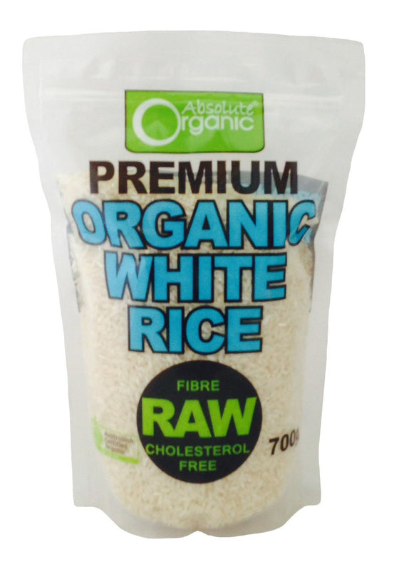 Absolute Organic - Premium White Rice 700g