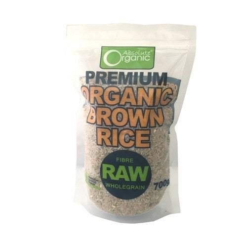 Absolute Organic - Premium Brown Rice 700g