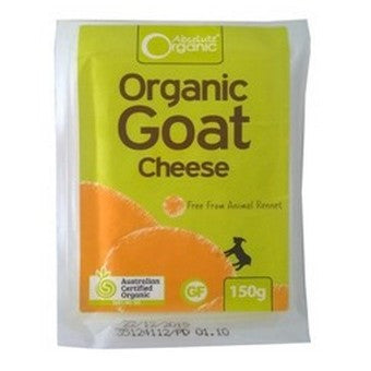 Absolute Organic - Goat Cheese 150g