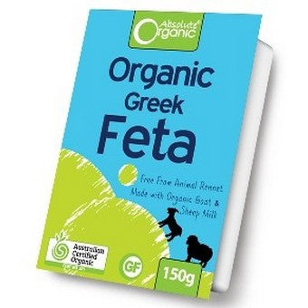 Absolute Organic - Greek Feta 150g