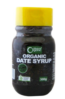 Absolute Organic - Date Syrup 500g