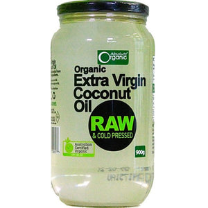 Absolute Organic - Extra Virgin Coconut Oil 300g